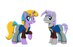 Star Tours Ponies by Avastindy