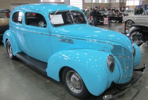 39 Ford tudor standard by zypherion