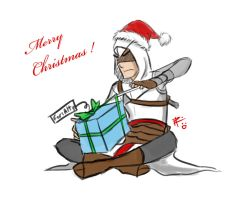 Altair want his gift by RukiexRamen