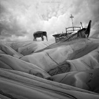 The last passenger by AchmadKurniawan