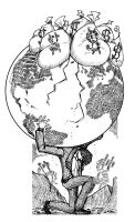 Weight of the World Economy by AstroCrush