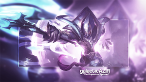 Galactic Azir by FoXiiDesign