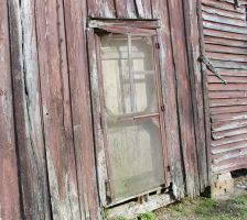 Old Door Stock by SalemCatStock