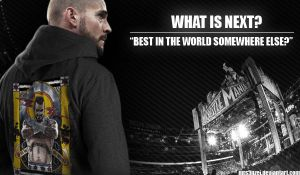 CM Punk - What's next? by MrS3nzei