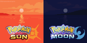 (Animated) Pokemon Sun and Moon confirmed! by bbrunomoraes