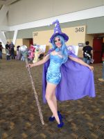The Great and Powerful Trixie! by TechRainbow