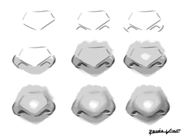 Realistic Nose tutorial thing by ReneeViolet