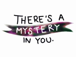 Mystery in YOU. by PenguinHatena