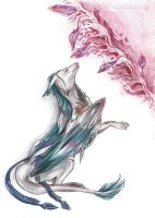 .: Flamme rose :. by Seppyo
