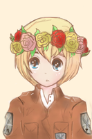 Armin~ by MagicRemains
