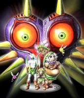 Majora's Mask by Rachet777