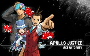 Apollo Justice - Not Guilty v2 by Kalsypher