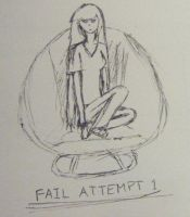 FAIL ATTEMPT 1 by Lukia148