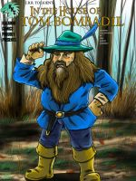 In The House of Tom Bombadil Comic Front Cover by kaijukid