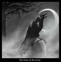 The Hour of the Crow by Dragon-gurl