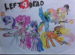Left 4 Pony by MLPloverDash