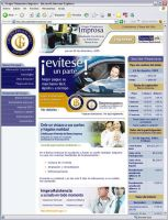 Banco Improsa by InterGraphicDESIGNS