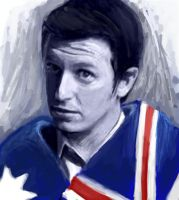Rove McManus by Frostickle