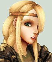 Astrid by AmyWinterbreeze