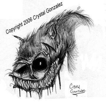 Cave Demon by Comickpro