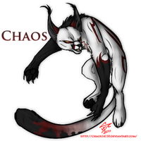 Chaos :Collab Entry: by Chaotic--Edge