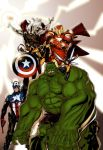 Avenging Sons by anklesnsocks