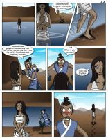 Katara's Rebirth P - 23 by Azutara