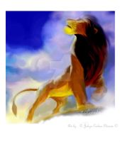 The Lion King by Juliya-Corleone
