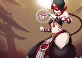 Lee sin female by LataeDelan