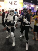 Found a Scout Trooper by EddieHolly