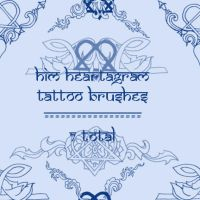 HIM tats by rL-Brushes