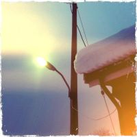 Lamppost - The Morning Colours by MidnightMinx90