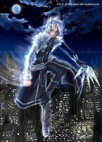 Allen Walker - D.Grayman by Arlequinne