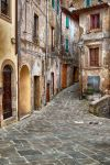 Streets of Sorano by CitizenFresh