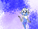 Gibson  the Blueberry Of My Heart by Virachanchi
