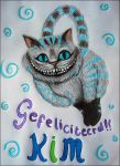 Cheshire cat gift by sbslink