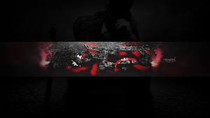 #REDRC 3D Banner V3 by iP3R3X