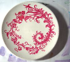 Chinese Plate 1 by wipetty