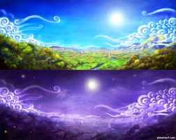 SARF Jungle DayNight by abigbat