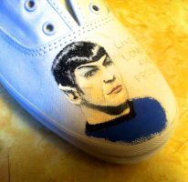 Star Trek Shoes by trustme876