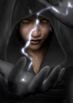 Join the Dark Side. by hybridgothica