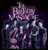 The Birthday Massacre by Detra