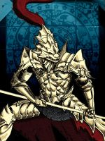 Ornstein (color) by MenasLG