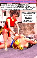 Nothing Will Stop Queen Badra by CaptainZammo