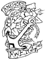 2006 - tattoo flash by jhawkins8385