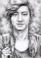 Elf Chanyeol by AlmightyCrow