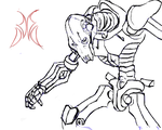 general grievous sketch by rubtox