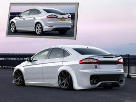 Ford mondeo tuning by alemaoVT