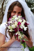 Beautiful Bride by wordpainter81