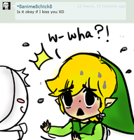 Ask Toon Link 3 by To0nLink